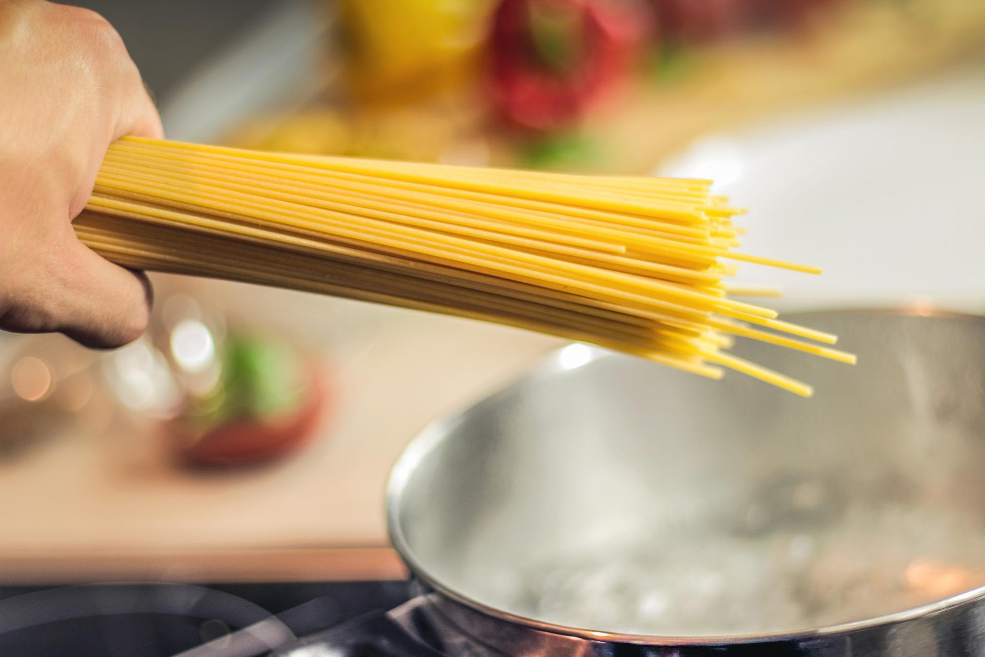 5 błędów, które popełniasz gotując makaron