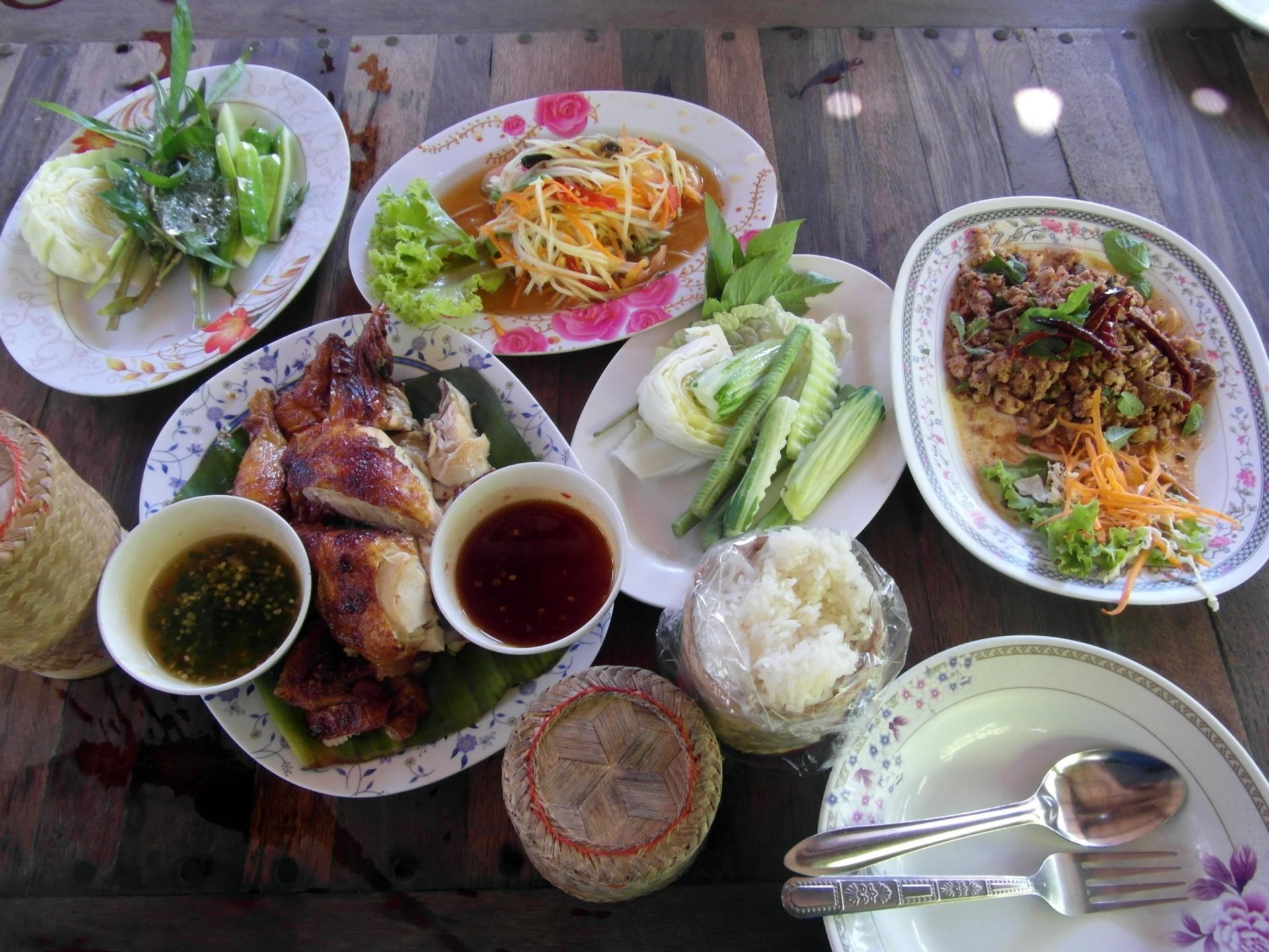 Azjatyckie dania z kurczakiem