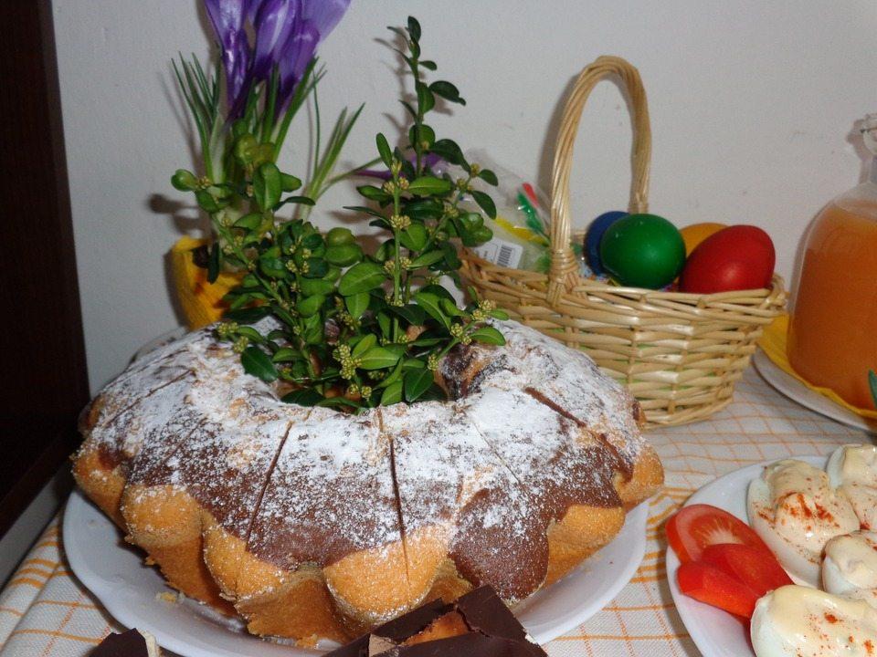 Święta na stole, czyli Wielkanoc w kuchni