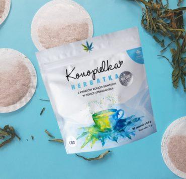 Konopielka - herbatka z polskich konopi wchodzi na rynek 27