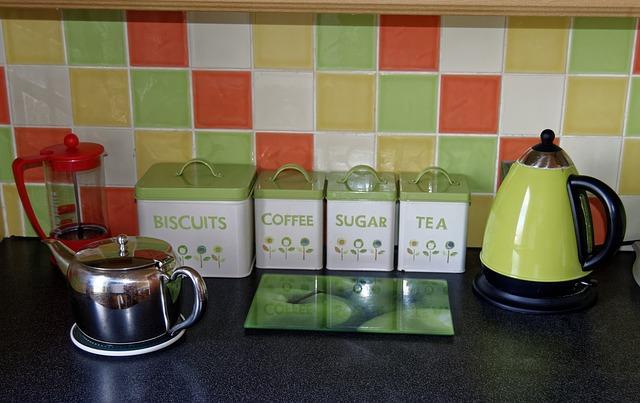 jak wybrać czajnik elektryczny