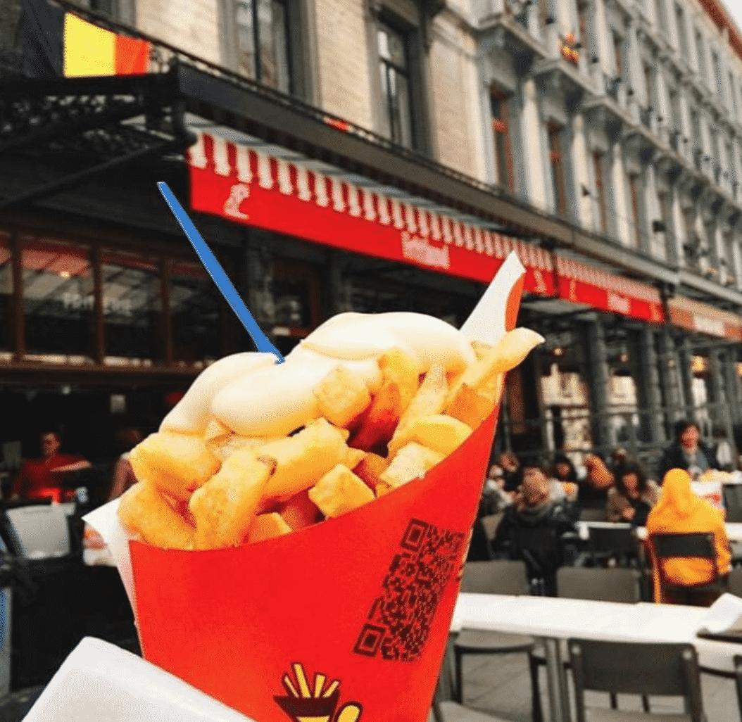 najlepsze frytki belgijskie