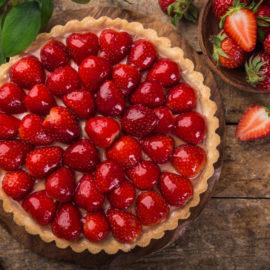 Ciasto z truskawkami? Odkryj nietuzinkowe przepisy! 19