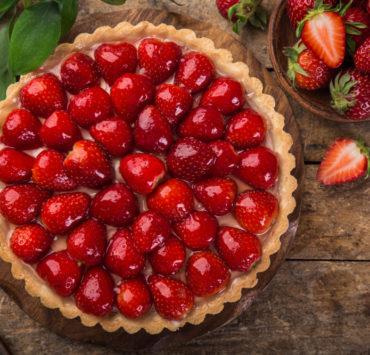 Ciasto z truskawkami? Odkryj nietuzinkowe przepisy! 24