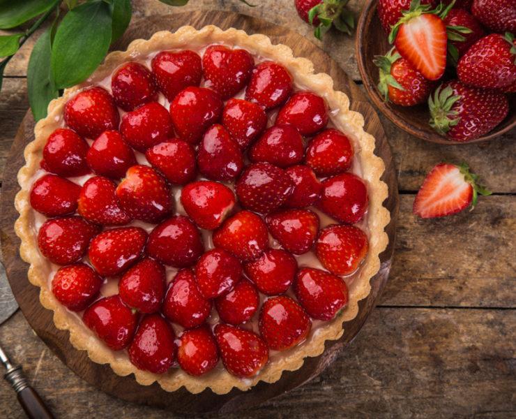 Ciasto z truskawkami? Odkryj nietuzinkowe przepisy! 27