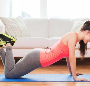 Porady, dzięki którym łatwiej będzie Ci uprawiać sport w domu 25