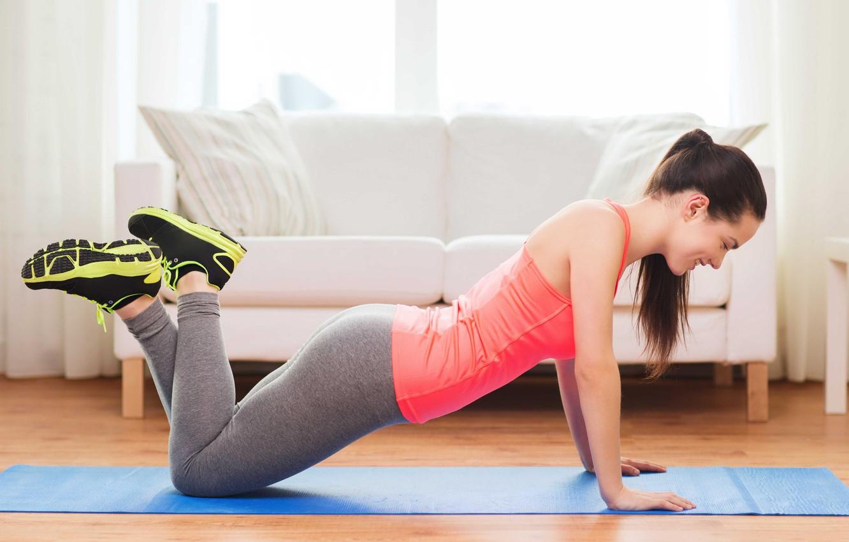 Porady, dzięki którym łatwiej będzie Ci uprawiać sport w domu 11
