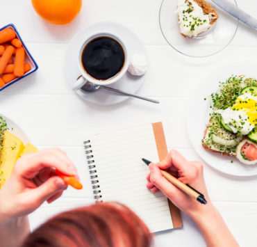 Jak zaplanować posiłki? 25