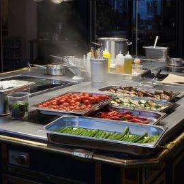 Jak wybrać najlepsze wyposażenie dla lokali gastronomicznych? 21