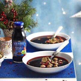 Klasyczne zupy świąteczne z nietypowymi dodatkami 17