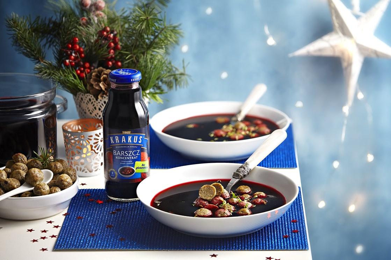 Klasyczne zupy świąteczne z nietypowymi dodatkami 11