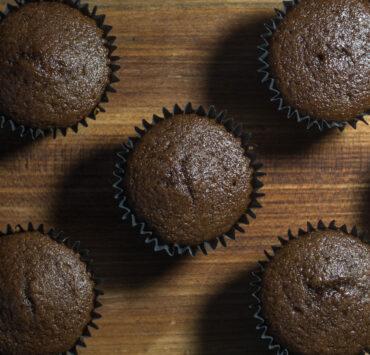 3 pomysły na babeczki intensywnie czekoladowe 26