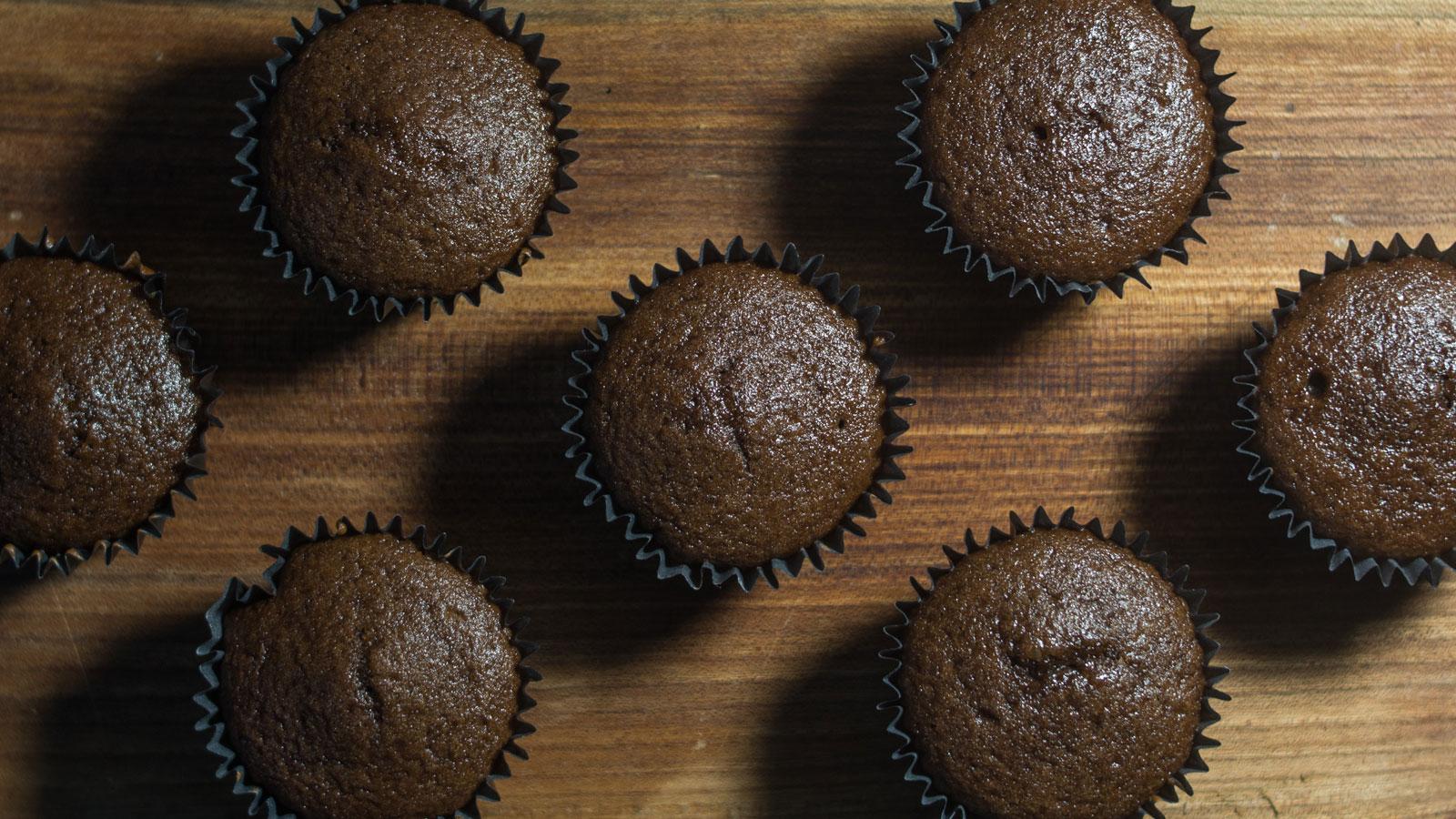 3 pomysły na babeczki intensywnie czekoladowe 11